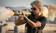 Even Linda Hamilton Didn't Want To Watch Terminator: Dark Fate