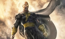 Dwayne Johnson Reveals Black Adam Release Date