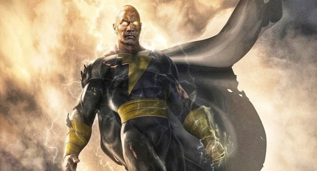 DC Fans React To First Look At Dwayne Johnson's Black Adam