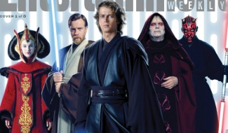 EW Star Wars Covers Bring Three Generations Together
