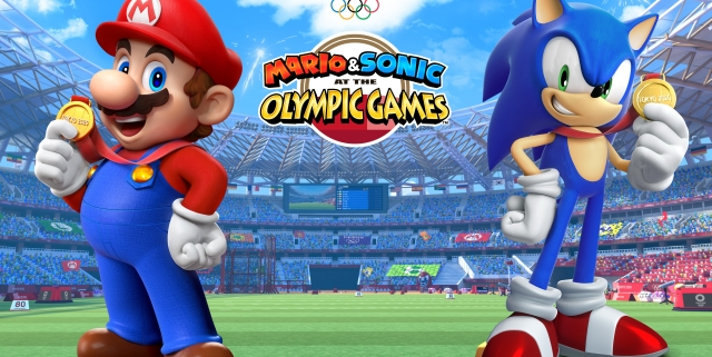 Mario Sonic 2020 Olympic Games