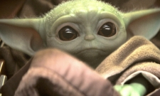 Disney Reveals Adorable New Baby Yoda Plushie