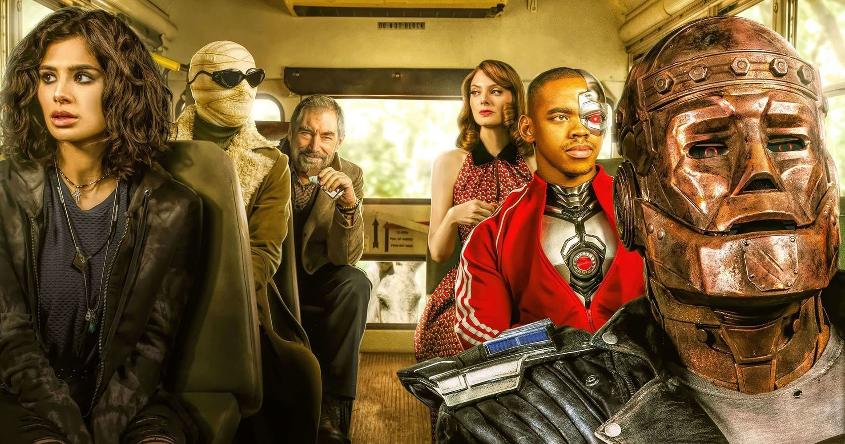 Doom Patrol Season 2 Photos Reveal First Look At New Character
