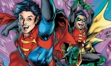 The CW Developing Super Sons Show With Superman Jr. And Robin