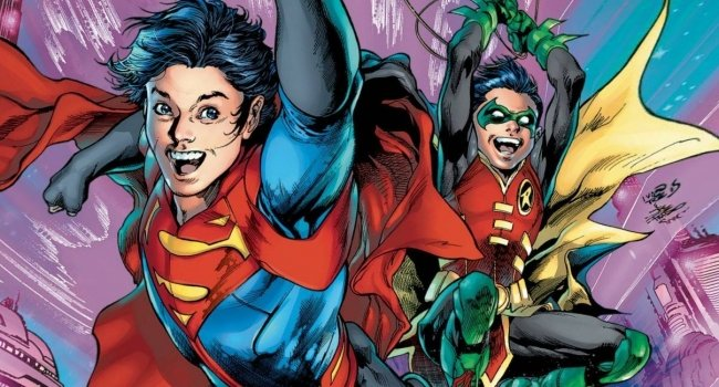 The CW's Superman & Lois Show Will Feature The Super Sons