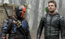 Manu Bennett's Deathstroke Will Appear In Green Arrow And The Canaries