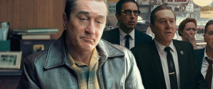 Martin Scorsese Explains Why The Irishman Had To Be A Movie And Not A TV Show