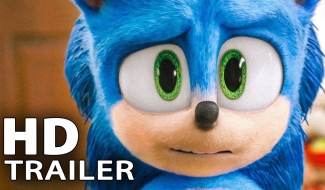 Watch: The First 8 Minutes Of The Sonic The Hedgehog Movie