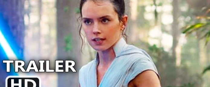 Rey Uses The Force In New Star Wars: The Rise Of Skywalker TV Spot