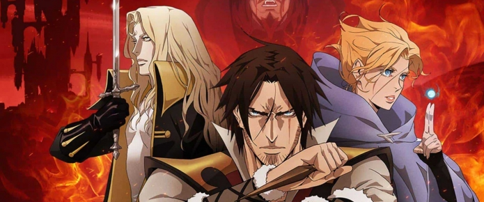 Castlevania Fans Are Freaking Out Over Season 4 Announcement
