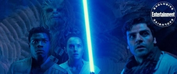 Daisy Ridley S Star Wars Movie Will Reportedly See Rey Train A New Generation Of Jedi