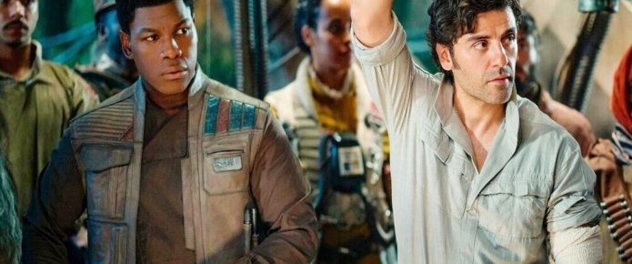 Star Wars: The Rise Of Skywalker Editor Explains Why There Was No Finn And Poe Romance