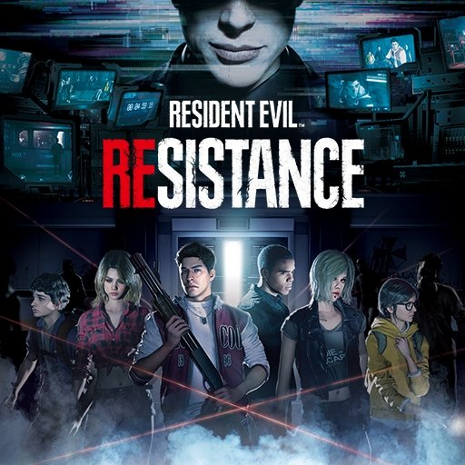 Resident Evil Resistance Cover Art Leaks Onto Playstation Store