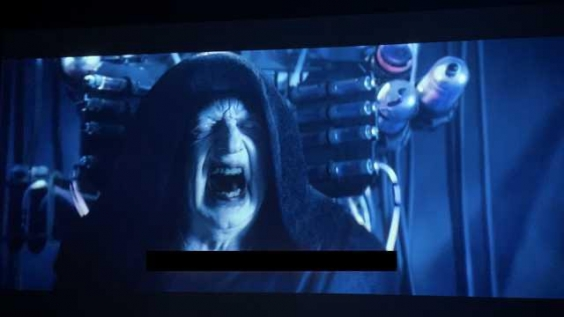 First Photo Of Palpatine In Star Wars The Rise Of Skywalker Leaks Online