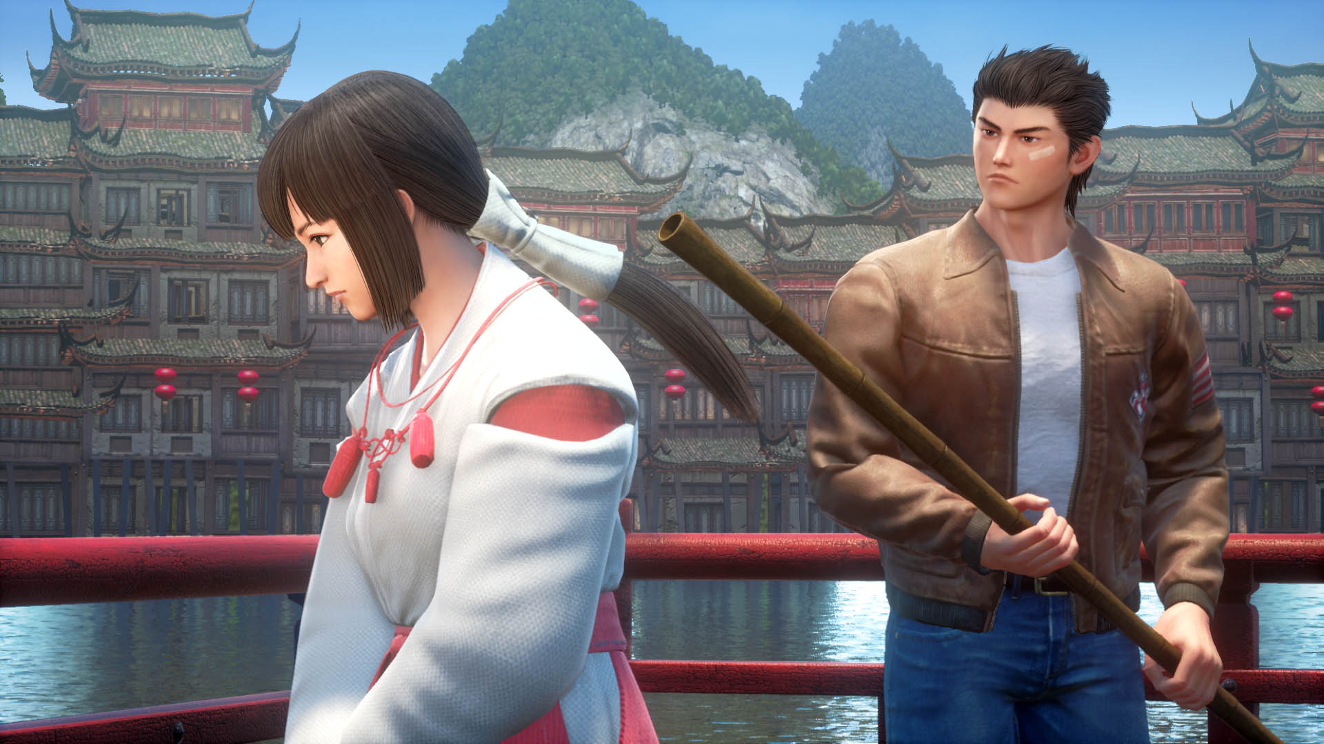 Shenmue III Story