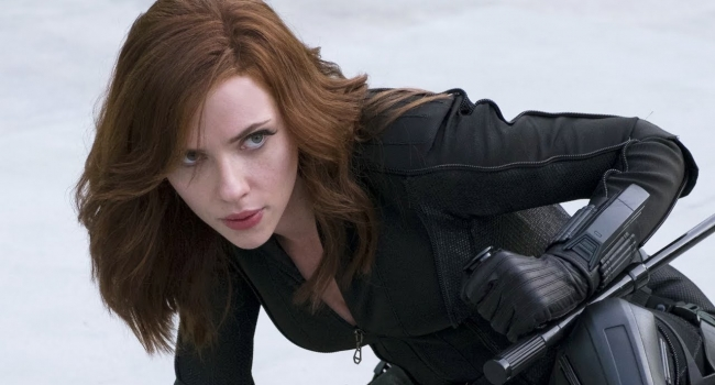 Scarlett Johansson Had No Idea The Black Widow Trailer Was Coming Out