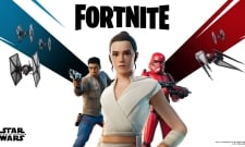 Fortnite Update Adds Loads Of New Star Wars Skins, Free TIE Whisper Glider
