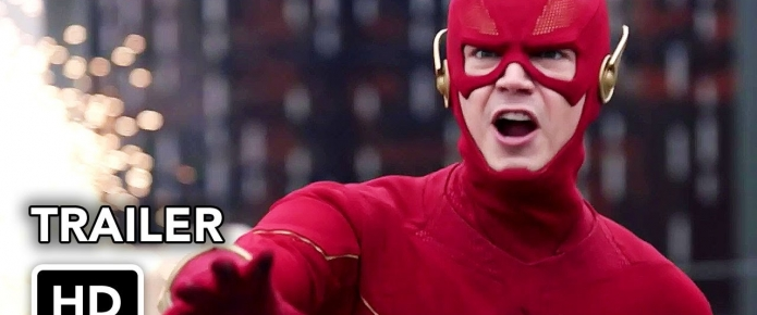 New Crisis On Infinite Earths Clip Sees The Heroes Coming Together