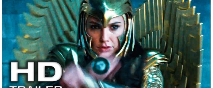 Wonder Woman 1984 Fans Are Going Crazy For The First Trailer