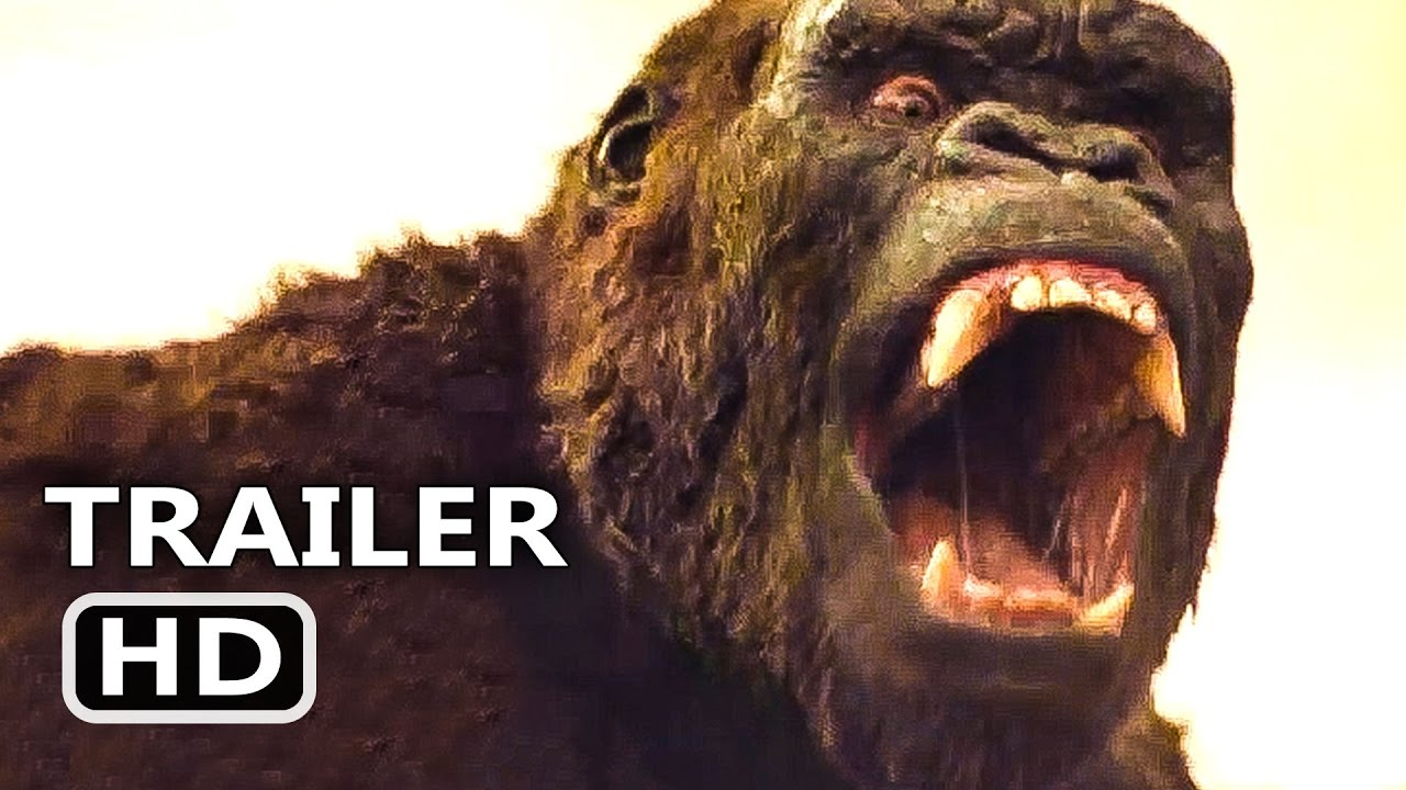 Watch New Godzilla Vs Kong Footage Teases A Clash Of The Titans