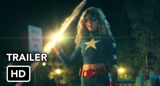 Stargirl Shows Off Her Powers In Another New Trailer