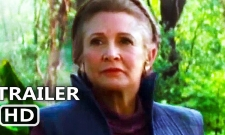 Leia Finally Speaks In New Star Wars: The Rise Of Skywalker TV Spot