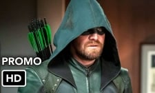 New Crisis On Infinite Earths Promo Teases Oliver Queen's Return