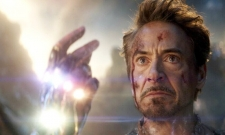 Watch Tony's Avengers: Endgame Snap Match Up Perfectly With The New Year