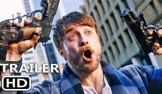 Watch: Daniel Radcliffe's On The Run In This New Guns Akimbo Clip