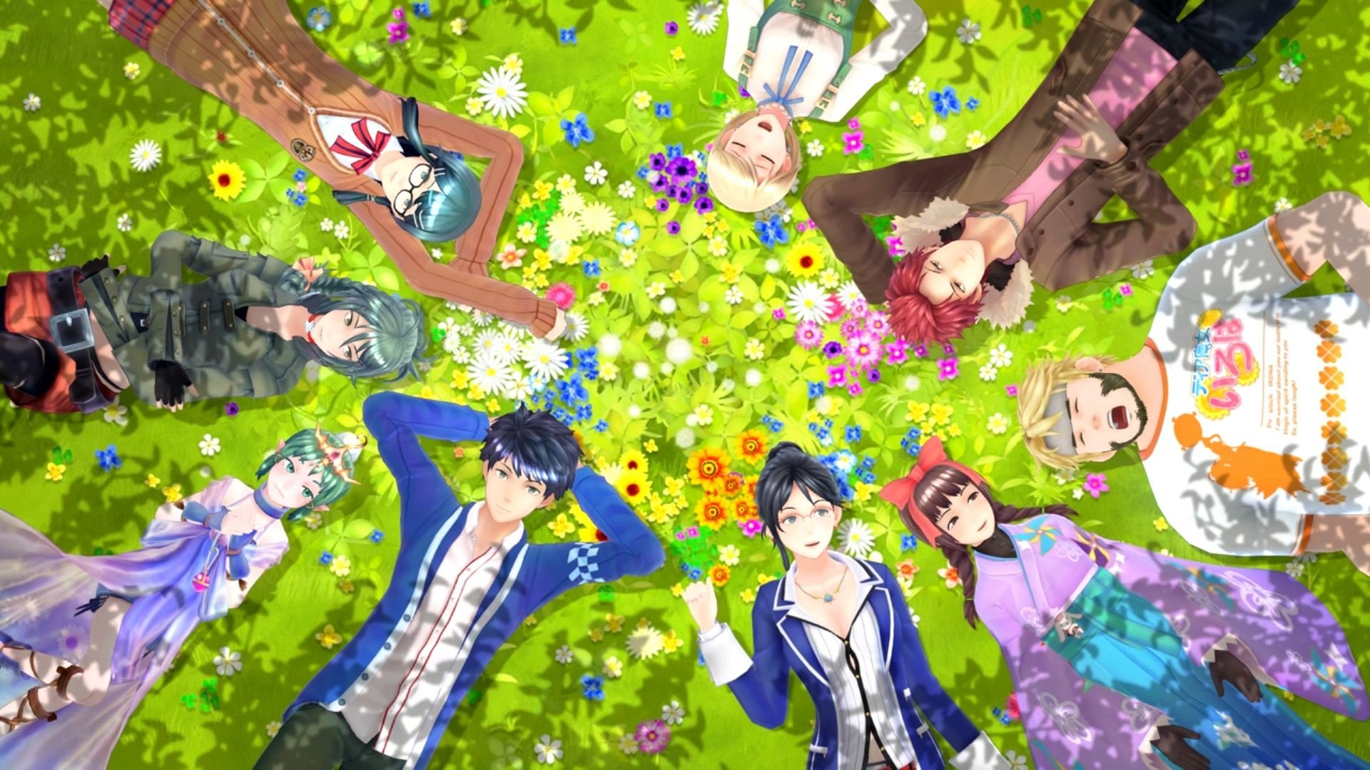 Tokyo Mirage Sessions FE Encore Characters