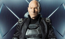 X-Men Star Patrick Stewart Says He Won't Play Professor X Again