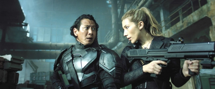 First Altered Carbon Season 2 Promo Reveals The Premiere Date