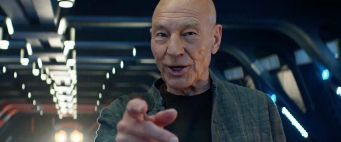 Tons Of Star Trek Fans Are Hating Picard So Far
