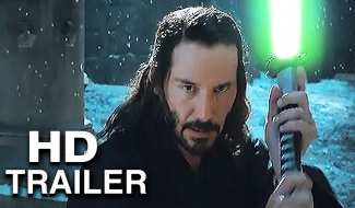 Watch: Keanu Reeves Becomes A Jedi In Star Wars: The Old Republic Fan Trailer