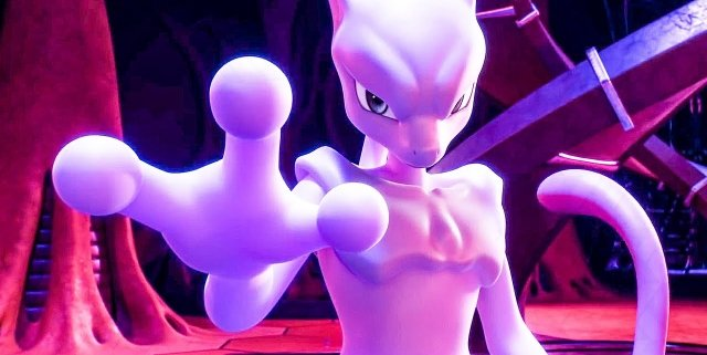 Pokemon Mewtwo Strikes Back