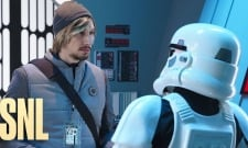 Watch: Adam Driver's Full Star Wars Undercover Boss Parody From SNL