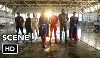 Watch: The Arrowverse Justice League Forms In Crisis On Infinite Earths Clip