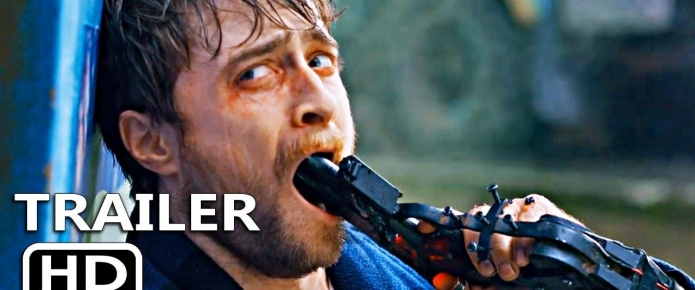 Daniel Radcliffe Has Guns Bolted To His Hands In Guns Akimbo Trailer