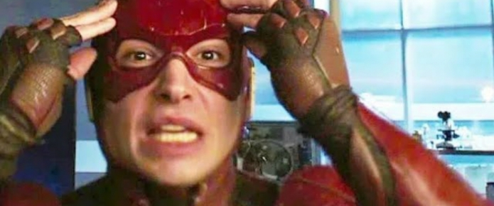 Crisis On Infinite Earths Fans Freaking Out Over Ezra Miller's Cameo