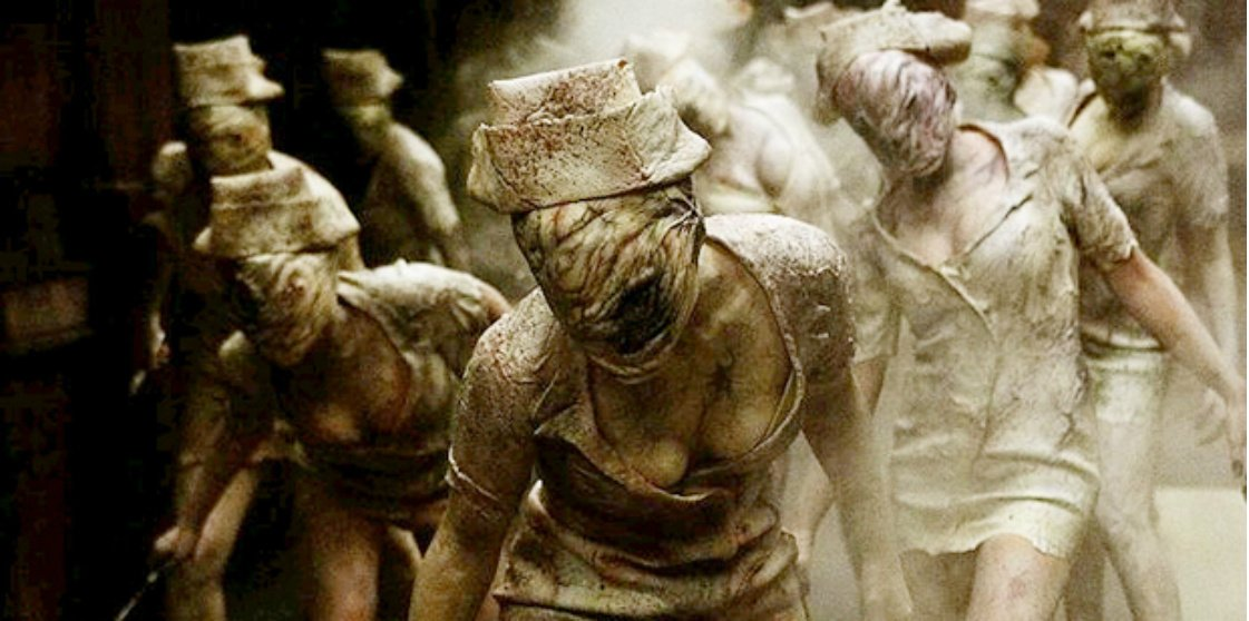 silent hill movie characters
