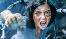 New Alita: Battle Angel Poster Hypes Up This Weekend's Rerelease