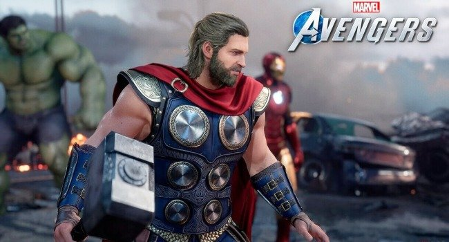 PS4 Owners Get First Access To Marvel's Avengers Beta