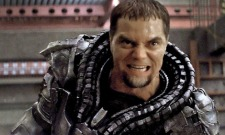 Man Of Steel's Michael Shannon Reacts To Justice League Snyder Cut