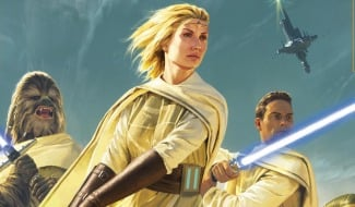 Star Wars: The High Republic Preview Reveals New Jedi