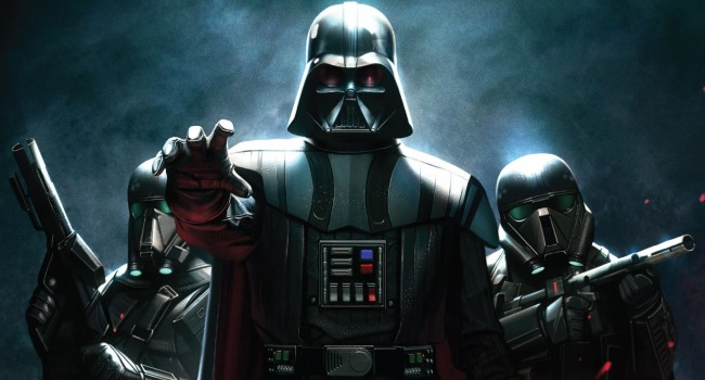 Star Wars: The Rise Of Skywalker Novel Confirms A Darth Vader Connection That Was Cut