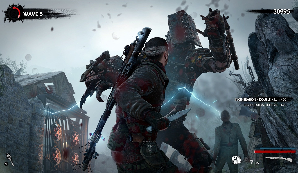 Zombie Army 4 Horde