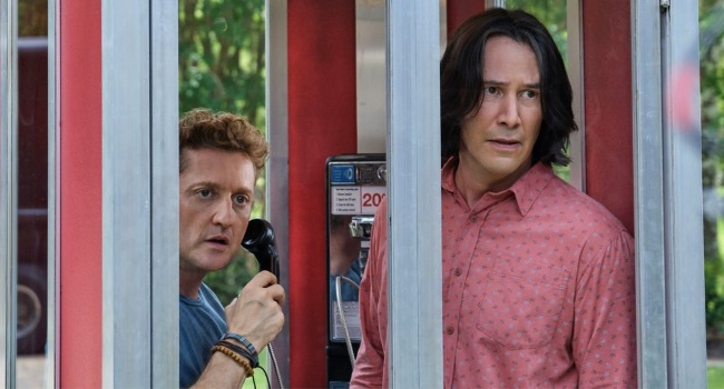 Bill & Ted Face The Music Releases 6 Month Countdown Teaser