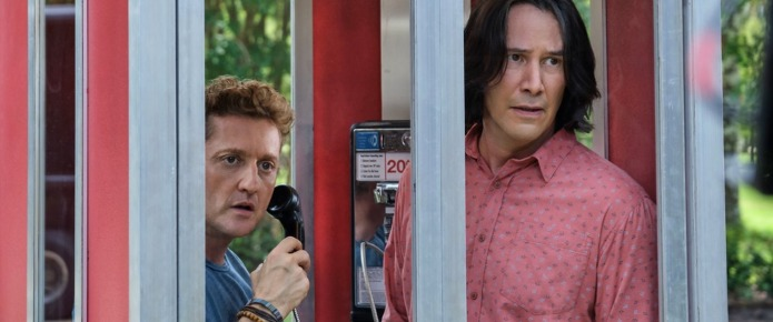 Bill & Ted Face The Music Star Teases Death's Triumphant Return