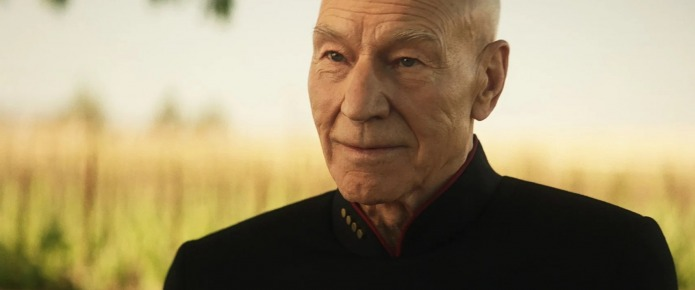 Watch: Star Trek's Patrick Stewart Reads Shakespeare To The Internet During Self-Isolation