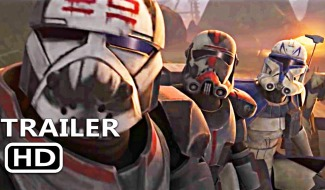 New Star Wars: The Clone Wars Trailer Introduces Squad 99